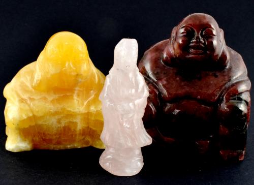 Buddhas & Kwan Yin