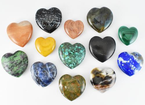 Hearts K - Z