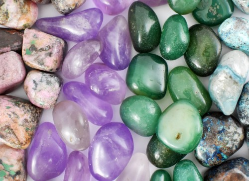 Polished Tumbled Crystals