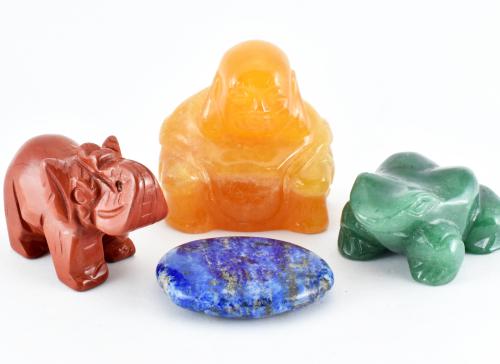 Crystal Carvings