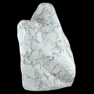 Howlite White Large Crystal Carvings crystals and stones wholesale