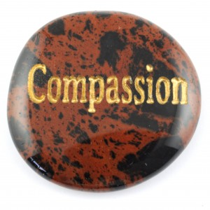 Crystals Wholesale Sydney Polished Crystal Word Stone Compassion 006 (5)
