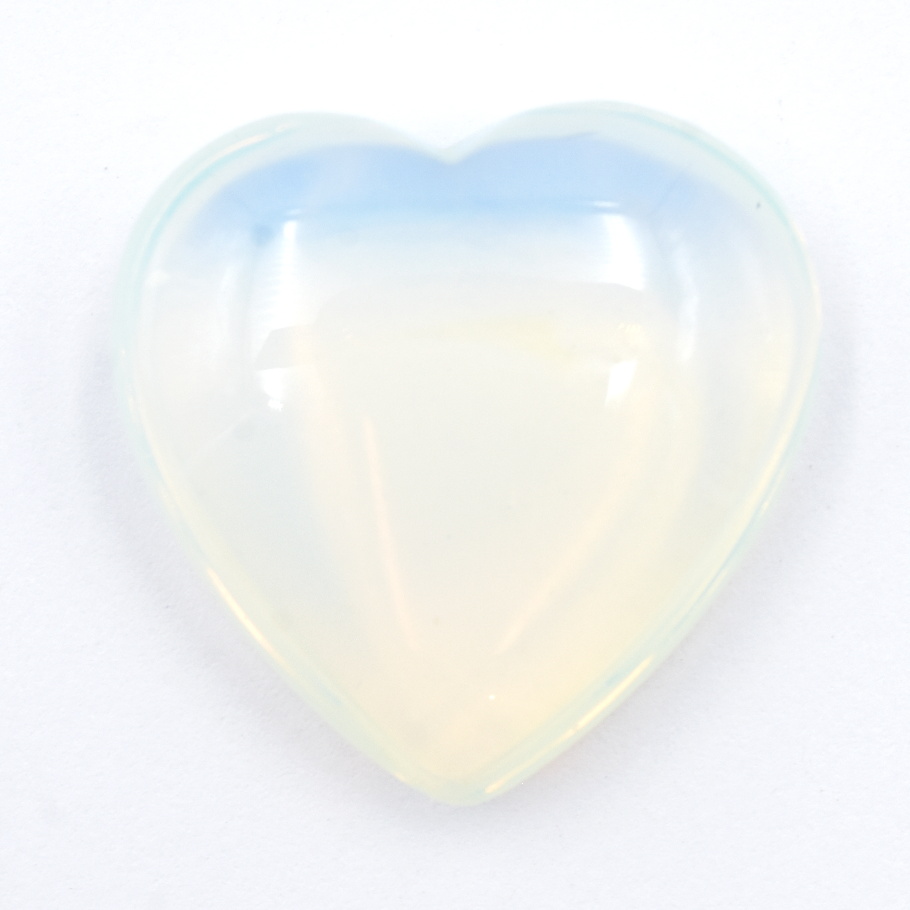 Opalite Hearts wholesale crystals melbourne