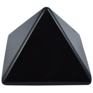 Black Obsidian Size 5 Pyramids wholesale rocks and crystals