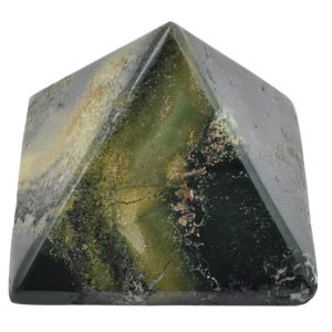 Bloodstone Pyramids wholesale stones and crystals