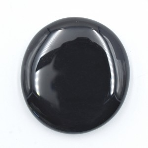 Obsidian Black Palm Stones simply crystals of the world