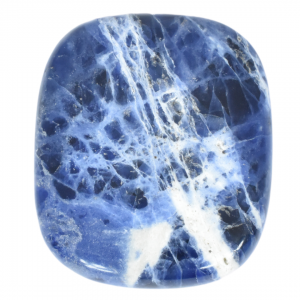 Sodalite Rectangle Stone wholesale crystals for sale