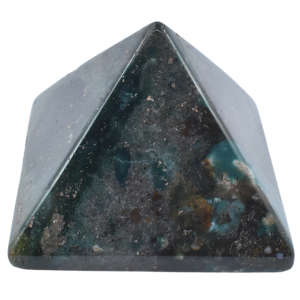Bloodstone Size 5 Pyramids wholesale stones and crystals
