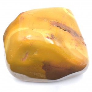 Yellow Mookaite Tumbled Formation crystals wholesale