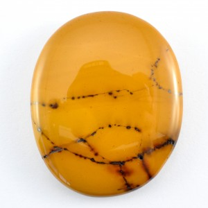 wholesale stones and crystals yellow mookaite palm stones (7)