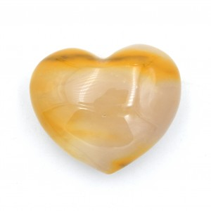 Mookaite Yellow Hearts simply crystals of the world