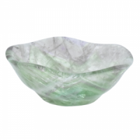 Green Fluorite Bowls crystals and stones wholesale