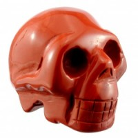 Crystal Carvings Australia Wholesale Crystal Skull Jasper Red
