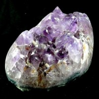 Crystals Wholesale Online Polished Amethyst Cluster plate