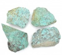 African Turquoise Natural Specimens wholesale crystals stones