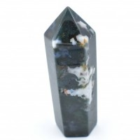 Agate Green Moss Generators wholesale stones and crystals