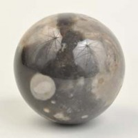 Wholesale Crystals Crystal Ball Sphere Black and White Agate