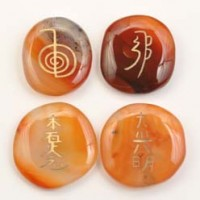 Wholesale Crystals Sydney Reiki Set Carnelian