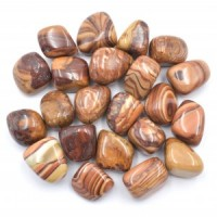 Red Picture Tumbled Stones crystals wholesale australia