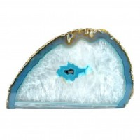 wholesale stones agate tealight candle holder (16)