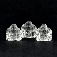 wholesale crystals australia clear quartz mini buddha (1)