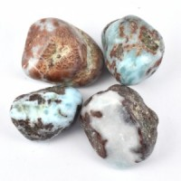 Tumbled Stone Wholesale Larimar
