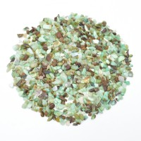 Chrysoprase Green Tumbled Stones natural crystal wholesale