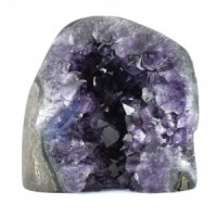 natural crystal wholesale amethyst cluster standing (63)