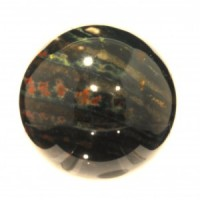 Natural Crystal Australia Crystal Sphere bloodstone
