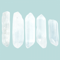 Clear Quartz Points crystals and stones wholesale