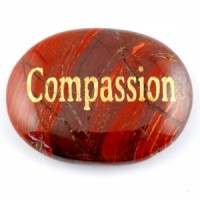 Crystals Wholesale Sydney Polished Crystal Word Stone Compassion 006 (2)