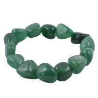 Aventurine Green Tumbled Bracelets natural crystal wholesale