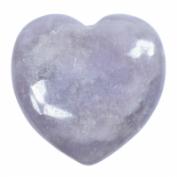 Lepidolite Light Purple Hearts wholesale crystals australia