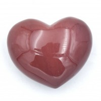 Mookaite Red Hearts wholesale rocks and stones