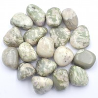 Peace Jade Tumbled Crystals wholesale crystals and stones
