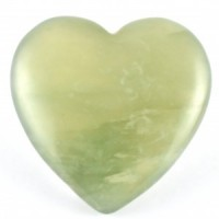 Wholesale Crystals Online Polished Crystal Heart jade new