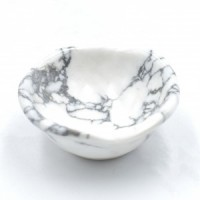 Howlite White Bowls crystals wholesalers