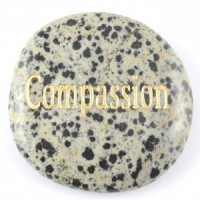 Crystals Wholesale Sydney Polished Crystal Word Stone Compassion  039 (6)