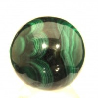 Crystals Wholesale Polished Healing Shape Crystal Sphere Mini malachite