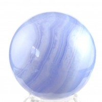 Crystals Wholesale Polished Healing Shape Crystal Sphere Mini blue lace agate