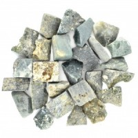 crystals wholesale green moss agate natural rocks (4)
