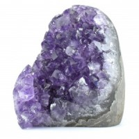 natural crystal wholesale amethyst cluster standing (35)