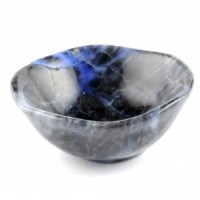 Polished Crystals Australia Online Crystal Healing Bowl sodalite