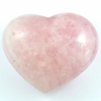 Crystal Carvings Wholesale Rose Quartz Hearts 026