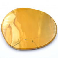 Mookaite Yellow Slabs wholesale stones and crystals
