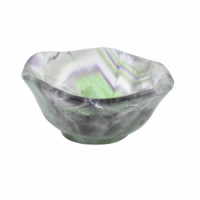 Rainbow Fluorite Bowls wholesale rocks and crystals