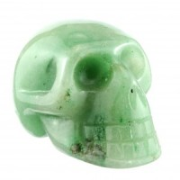 Crystal Carvings Australia Wholesale Crystal Skull Green Aventurine