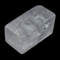 Calcite White Polyhedrons Natural Specimens A-D crystals and stones wholesale australia