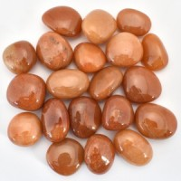 Tumbled Aventurine Red Natural Crystal Wholesale