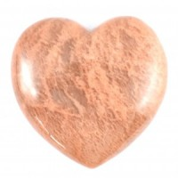 wholesale stones australia peach moonstone hearts (3)